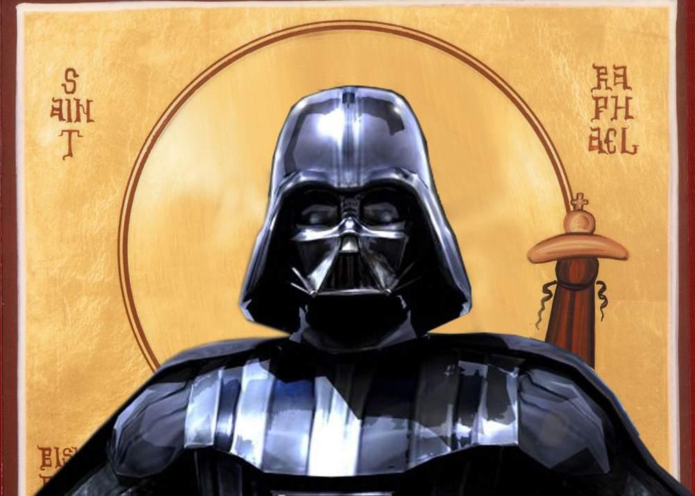 Cavalerii Jedi din toată lumea sărbătoresc azi tăierea mâinii sfântului Vader Mărturisitorul