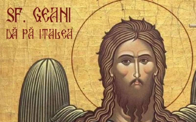 La mulţi ani celor 10.000 de români cu numele Ion, 200.000 de John şi 4 milioane de Geani