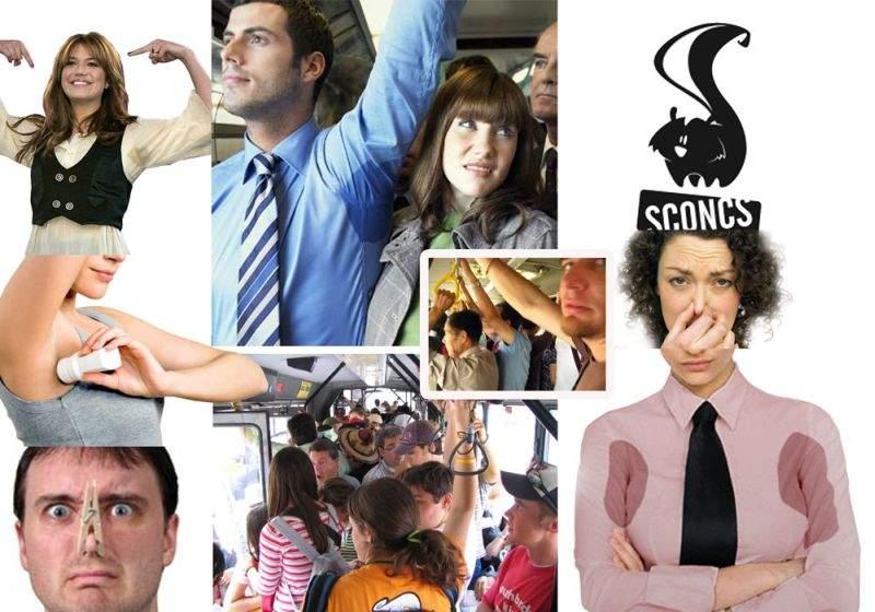 Cum să scapi de mirosul de transpiraţie al călătorilor din mijloacele de transport în comun