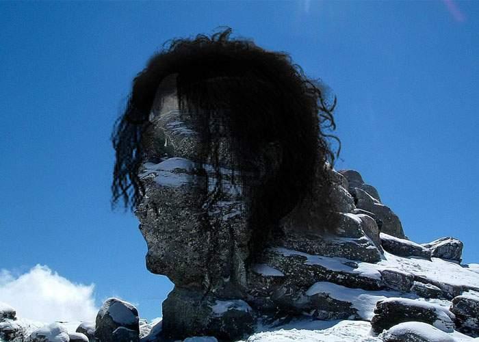 Omagiu! Pentru că nu are nas, Sfinxului i se vor pune cârlionţi, ca să semene cu Michael Jackson