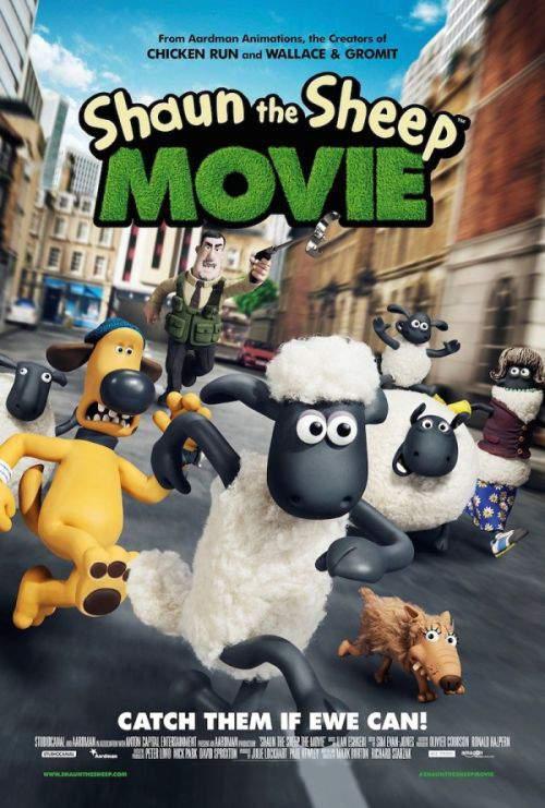 Shaun the Sheep Movie – Beee-lea, beee-stial!