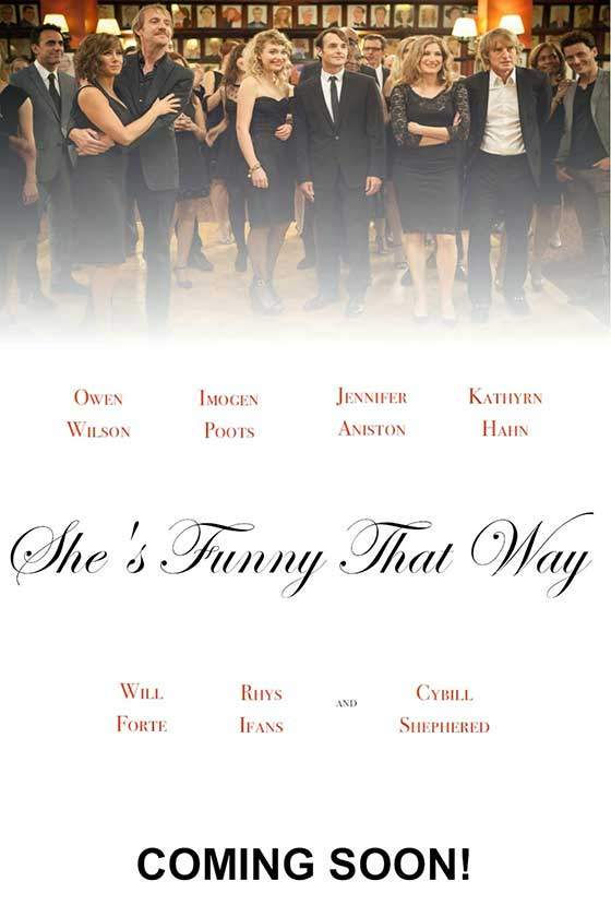 She's Funny That Way – Farces over Broadway
