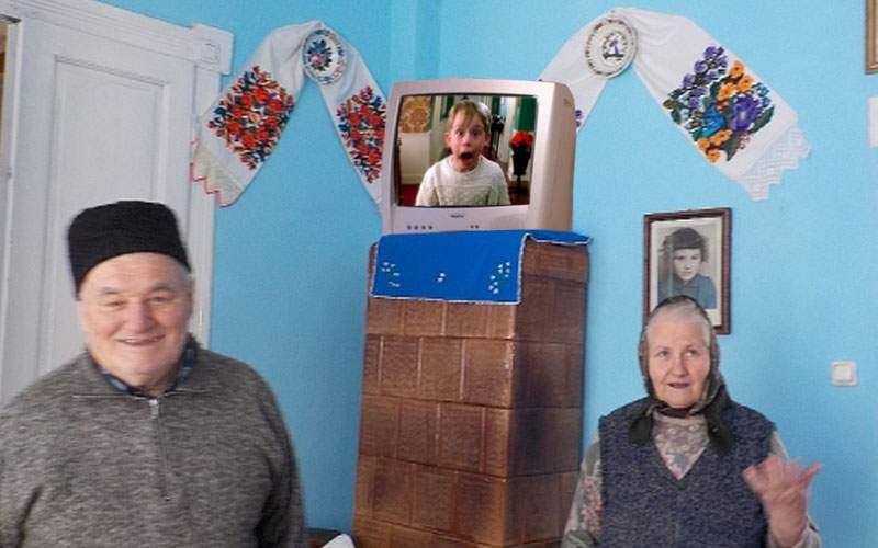 """Crăciunul pe rit vechi! Pro TV Chişinău difuzează azi """"Singur acasă"""""""