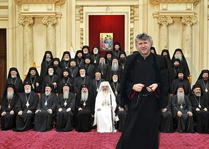 Preotul Pomohaci, arestat pentru că s-a plimbat prin Cluj, oraş unde sunt interzise paradele gay
