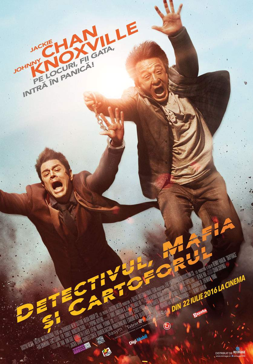 Skiptrace (2016) – Un film cu Jackie Chan e un film cu Jackie Chan