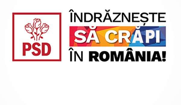 Foto! PSD ia social media cu asalt! Și-a adaptat sloganul la ultimele trenduri de pe Facebook