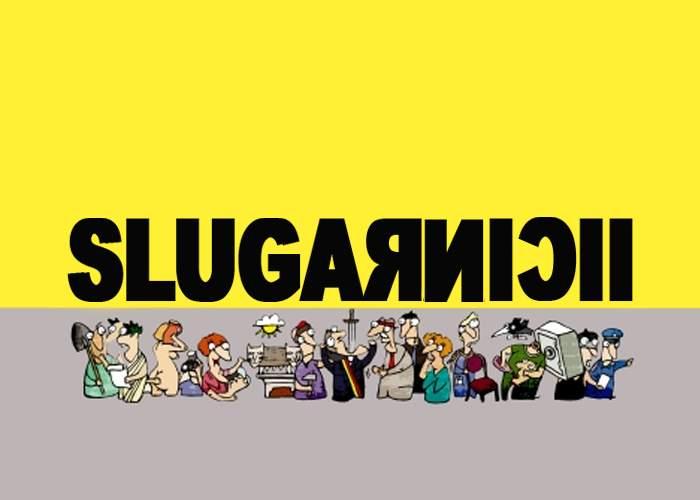 Dacă tot ia bani de la PSD, Doru Bușcu schimbă numele Cațavencii în Slugarnicii