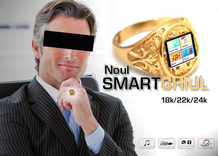 Uită de smartwatch! Un IT-ist român a creat smart-ghiulul, cu care dai bani la lăutari contactless
