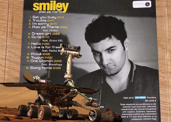 NASA infirmă declarația lui Smiley din 2010, cum că ar fi plecat și el pe Marte