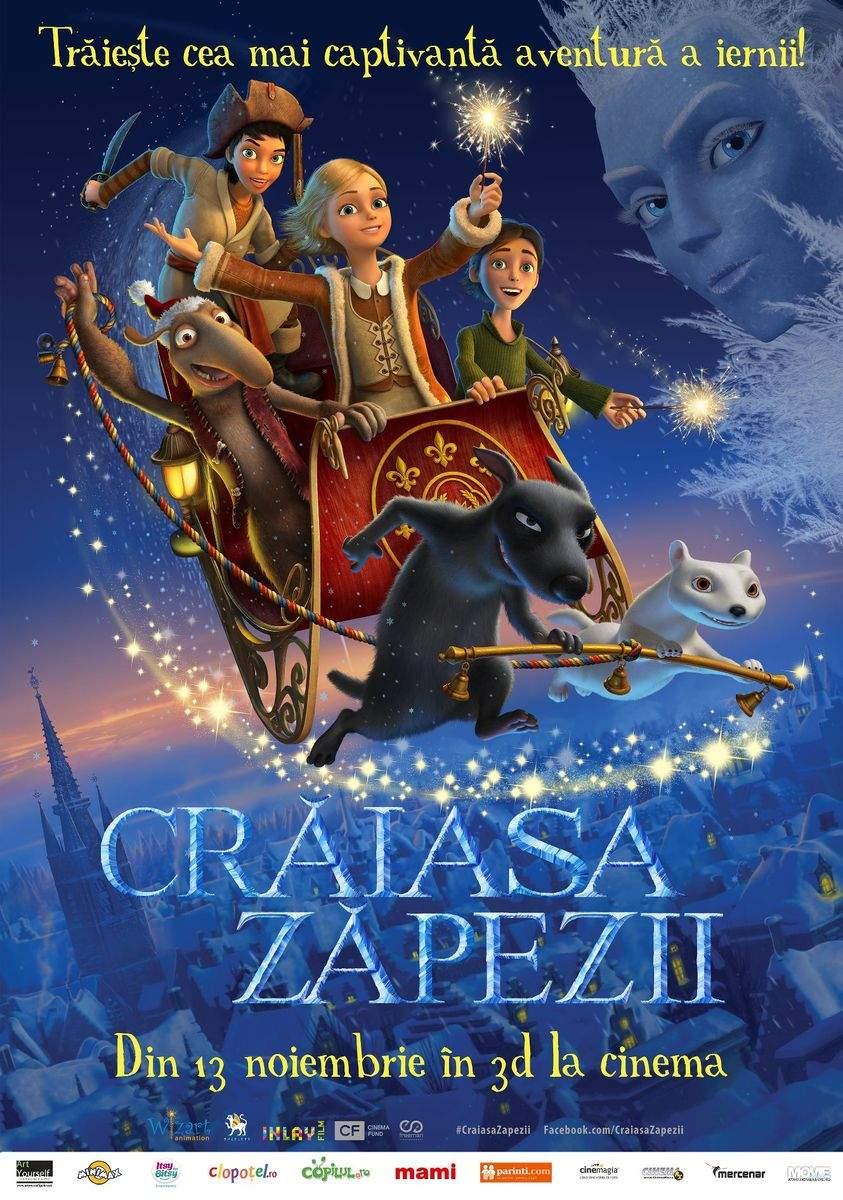 Snow Queen (2012) – Poveste fără sfârșit