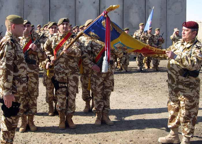 Soldat român rănit în Afganistan, plimbat între spitale deoarece nimeni nu voia să-l interneze