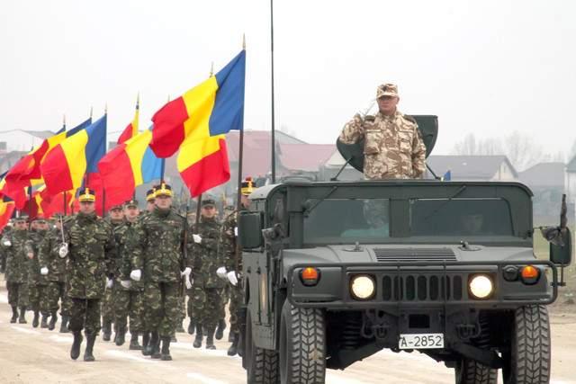 Ministerul Apărării a notificat NATO că azi e zi de spălat şi dacă e ceva Armata Română poate lupta doar în izmene