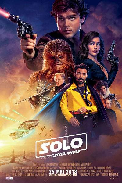 Solo: A Star Wars Story 3D (2018) – …A good feeling about this