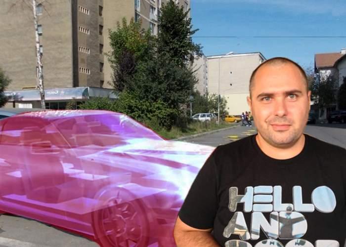Smart! A apărut holograma care imită o maşină şi îţi ţine locul de parcare ocupat