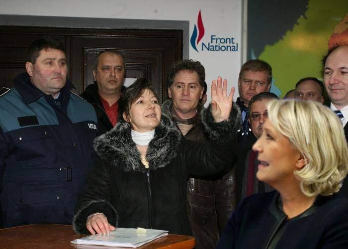 """Asul din mânecă al lui Macron! O va trimite pe """"pitica șomâldoacă"""" s-o dea afară și pe extremista Le Pen"""