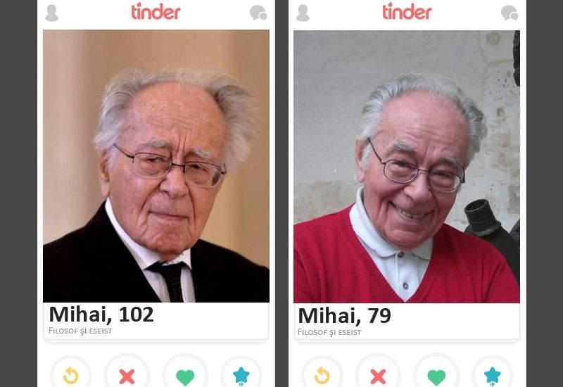 Mihai Şora vrea să-şi schimbe legal vârsta la 79 ani, să aibă mai mult succes pe Tinder