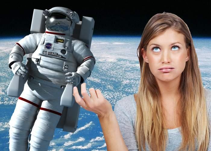 Soţiile astronauţilor americani, supărate că aceştia nu le aduc nimic din spaţiu