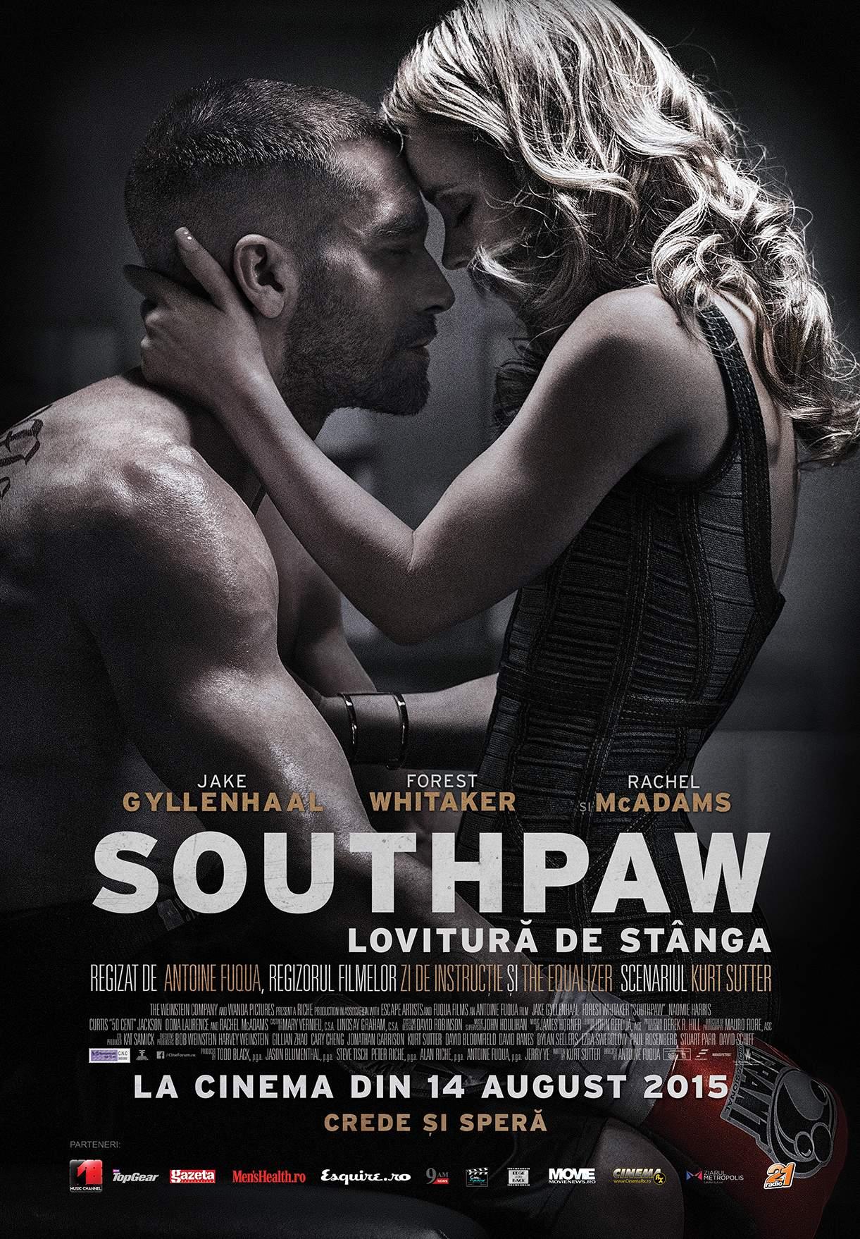 Southpaw (2015) – Un upercut cinstit