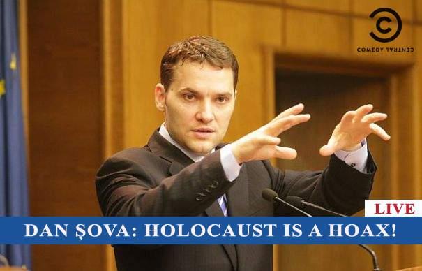 Ne apreciază alții valorile! Comedy Central va transmite live discursul lui Dan Șova din Parlament