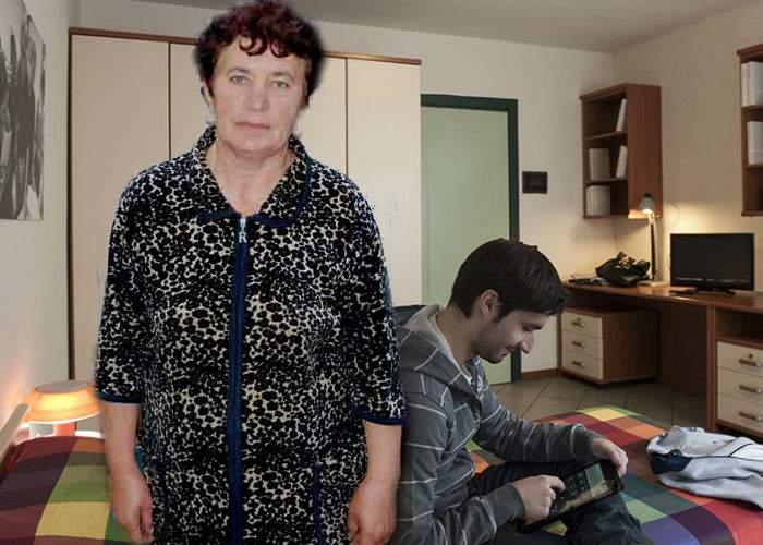 Un student venit în vacanţă i-a dat şpagă propriei mame ca să-i dea o cameră mai bună