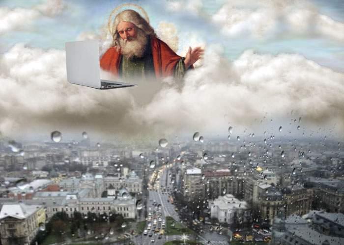 Vremea se explică! Dumnezeu a intrat de curiozitate în spam şi a găsit 20 de ani de rugăciuni pentru ploaie