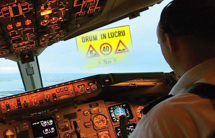 Spaţiul aerian românesc, în stare jalnică! Primăriile se plâng că nu au bani să astupe turbulenţele