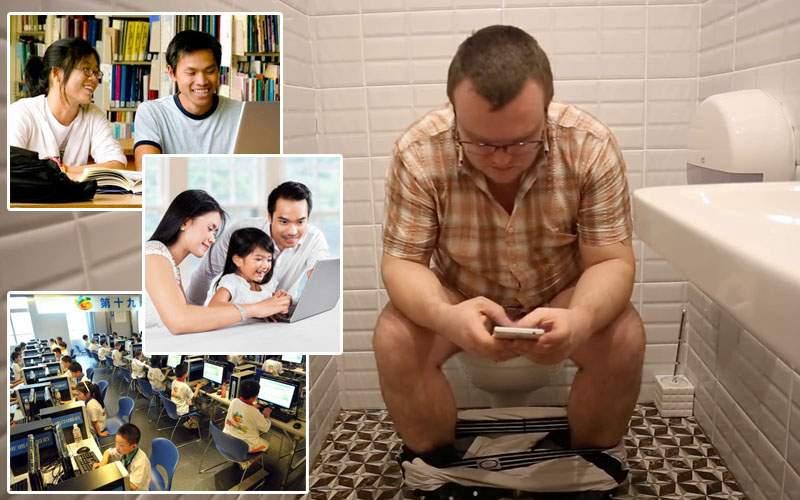 Expert în spionaj: Dacă ai Huawei, cel puţin 4 milioane de chinezi te-au văzut pe budă