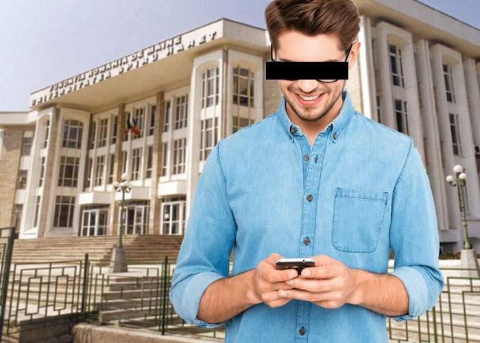 Campanie inedită la Spiru! Dacă dai check-in în curtea universităţii, primeşti automat o diplomă la alegere