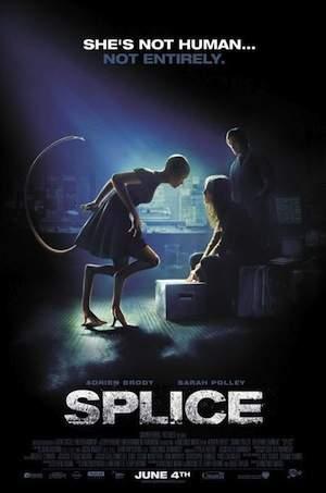 Cronică de film: Splice – Mr. & Mrs. Frankenstein
