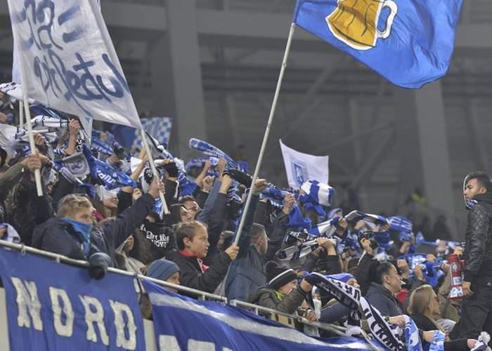 Mii de olteni sunt încă pe noul stadion din Craiova, că au uitat pe unde au intrat