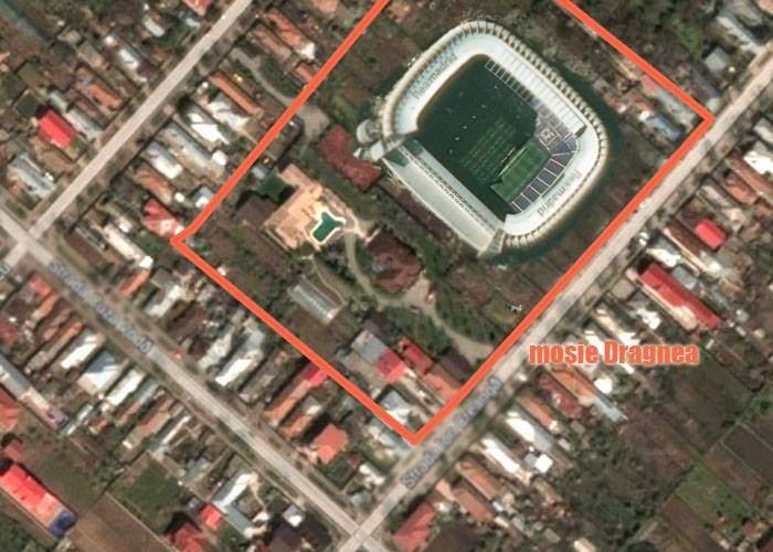 După construirea arenei din Alexandria, Liviu Dragnea va fi primul român cu stadion în curtea vilei