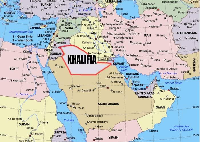 Statele Unite au descoperit un stat terorist deasupra unui zăcământ de petrol!