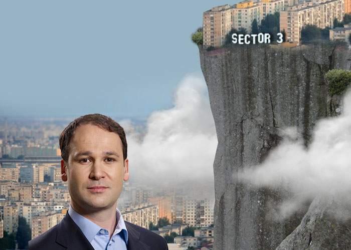 O nouă staţiune montană! Mulţumită lui Negoiţă, sectorul 3 stă pe un munte de beton de 1000 de metri