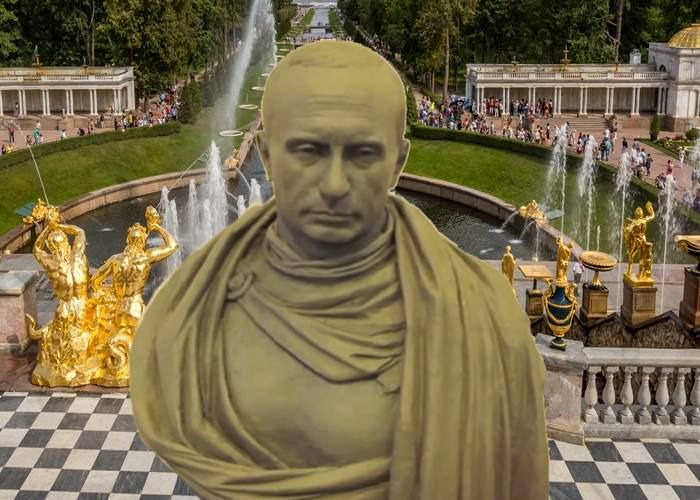 Emoţionant! După atentat, Putin a comandat o statuie cu el în timp ce se gândeşte la familiile victimelor