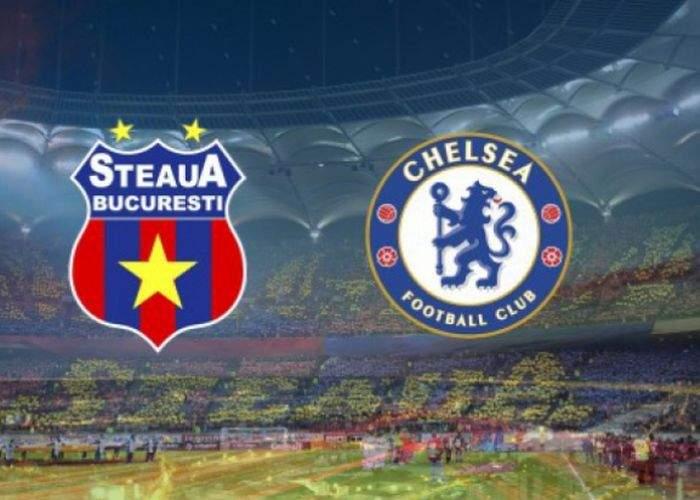 Livetext: Steaua Chelsea – În direct din redacţia TNR