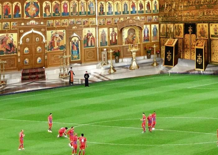 Au bătut palma! FCSB va juca meciurile de acasă în Catedrala Mântuirii Neamului