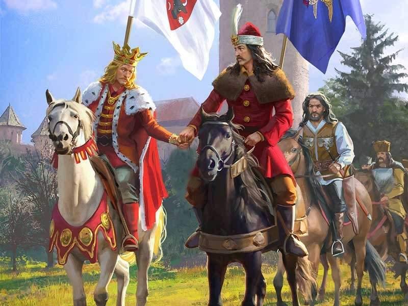 Noi surse arheologice confirmă că Ștefan cel Mare și Vlad Țepeș erau BFF