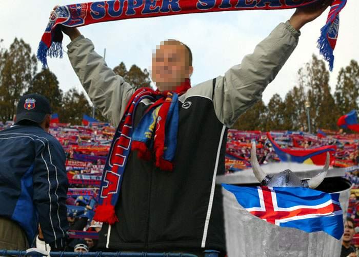 Dezamăgiţi de performanţa Islandei, milioane de români se întorc la vechea lor pasiune: Steaua