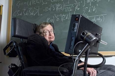 Oamenii de știință britanici au recunoscut că Stephen Hawking nu există