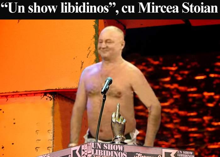"Mircea Stoian pleacă de la Capatos ca să prezinte propria emisiune: ""Un show libidinos"""