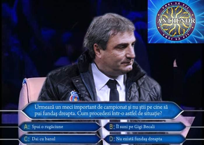 """Mihai Stoichiţă a participat la ultima ediţie a emisiunii """"Vrei să fii antrenor?"""""""