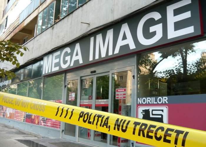 Cercetătorii britanici: 90% din infracţiunile din Bucureşti au loc lângă un Mega Image