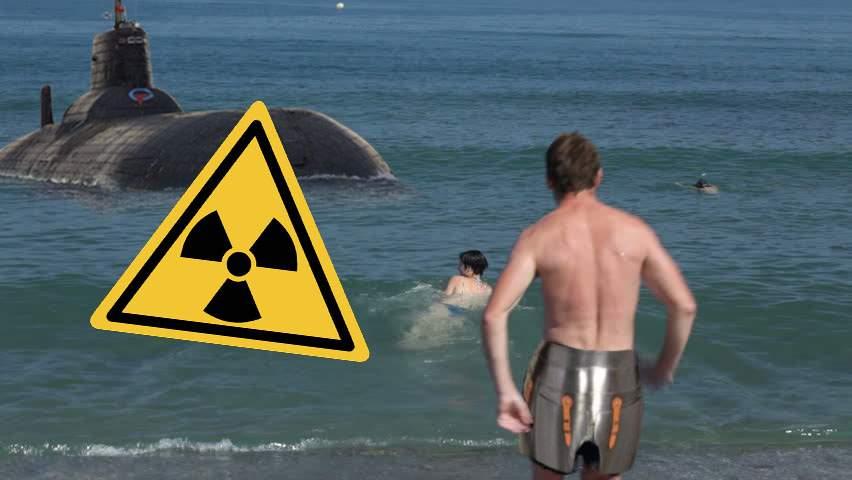 Submarin nuclear rusesc în Marea Neagră! Apa e mai caldă, dar se recomandă slipul de plumb