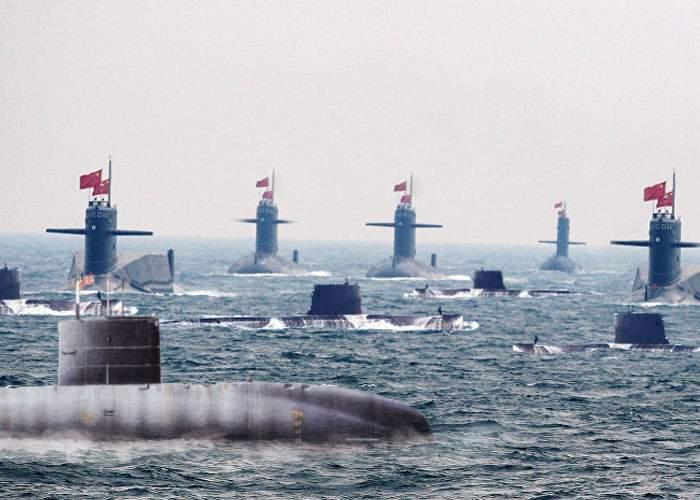 Adio, plajă! Marea Neagră e atât de plină cu submarine ruseşti încât nivelul apei a crescut cu 3 metri