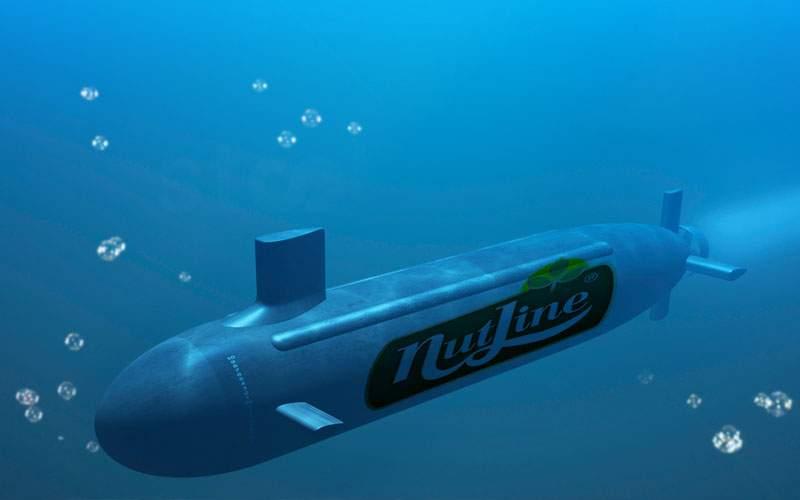 Submarinul Nutline, votat şi anul ăsta cea mai ineficientă reclamă de pe Litoral