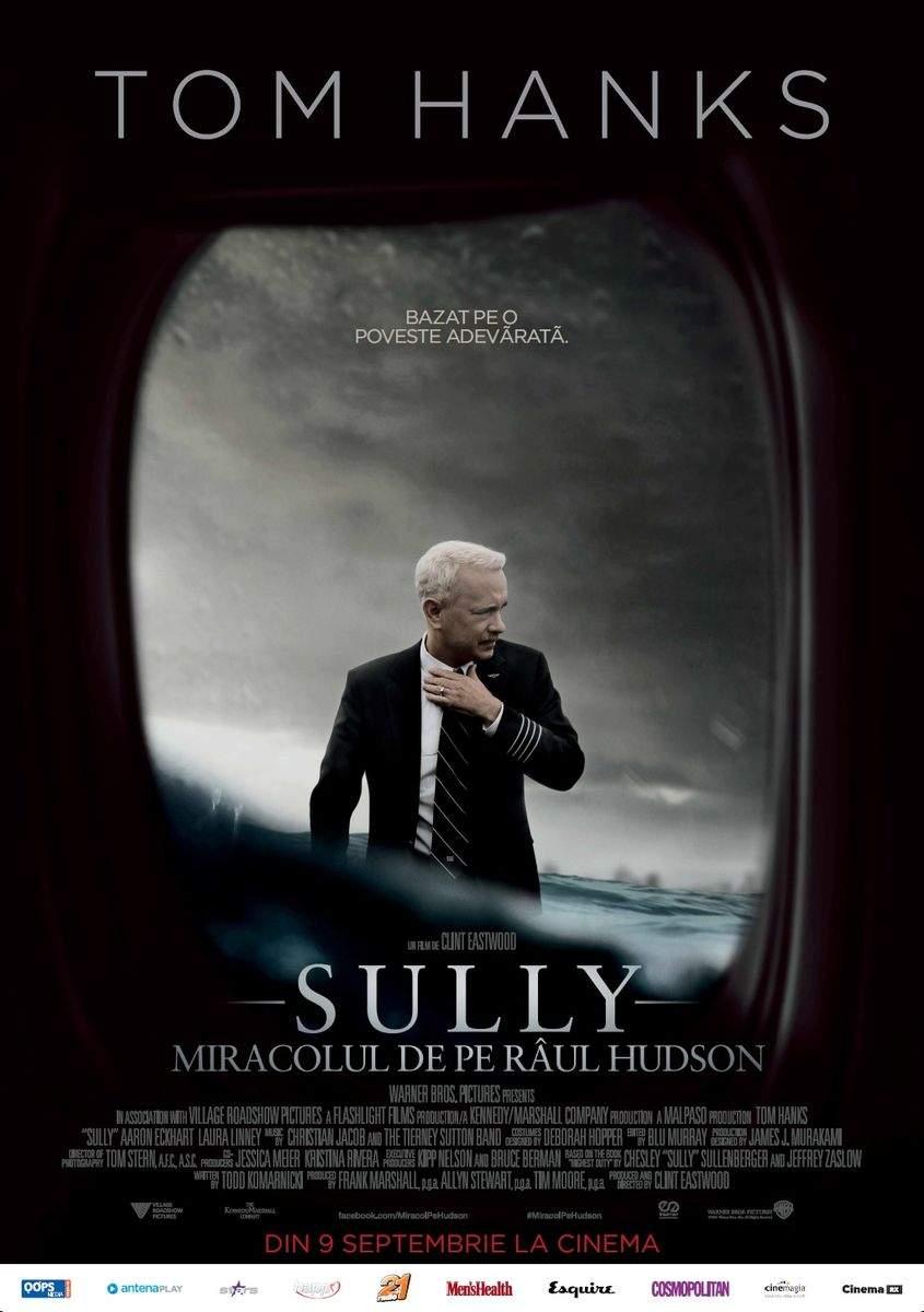 Sully (2016) – Avion cu motor, fii mai convingător