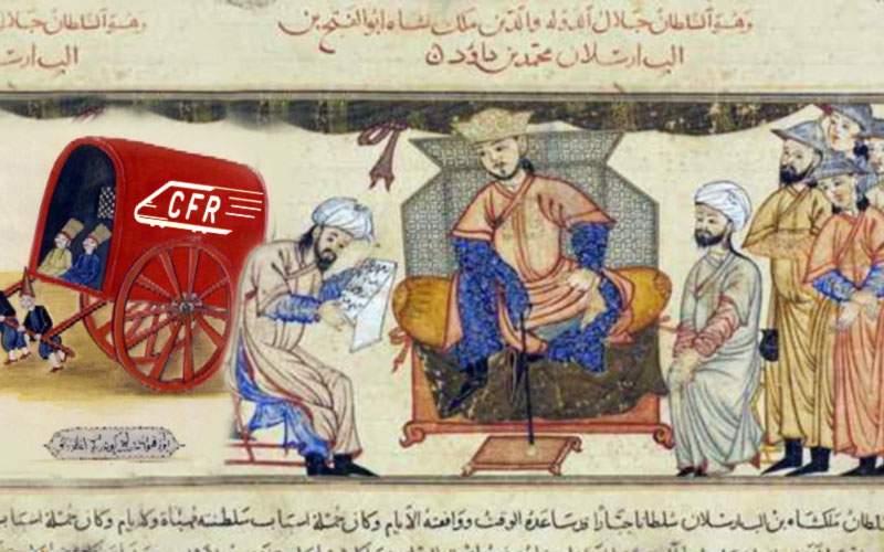 După un drum de 30 de ore, călătorii din Timişoara au fost primiţi de sultanul Mangaliei