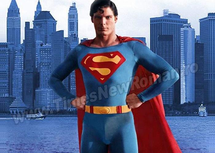 Superman a pozat fără chiloţi într-o revistă americană