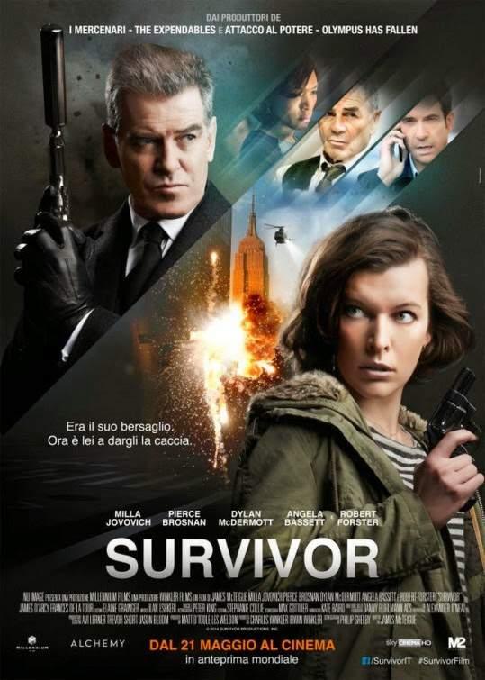 Survivor (2015) – Să te-apuce Milla, nu alta