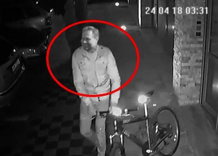 Alertă, bicicletă furată în Capitală. Ajută-ne să identificăm făptaşul. România, mobilizează-te!